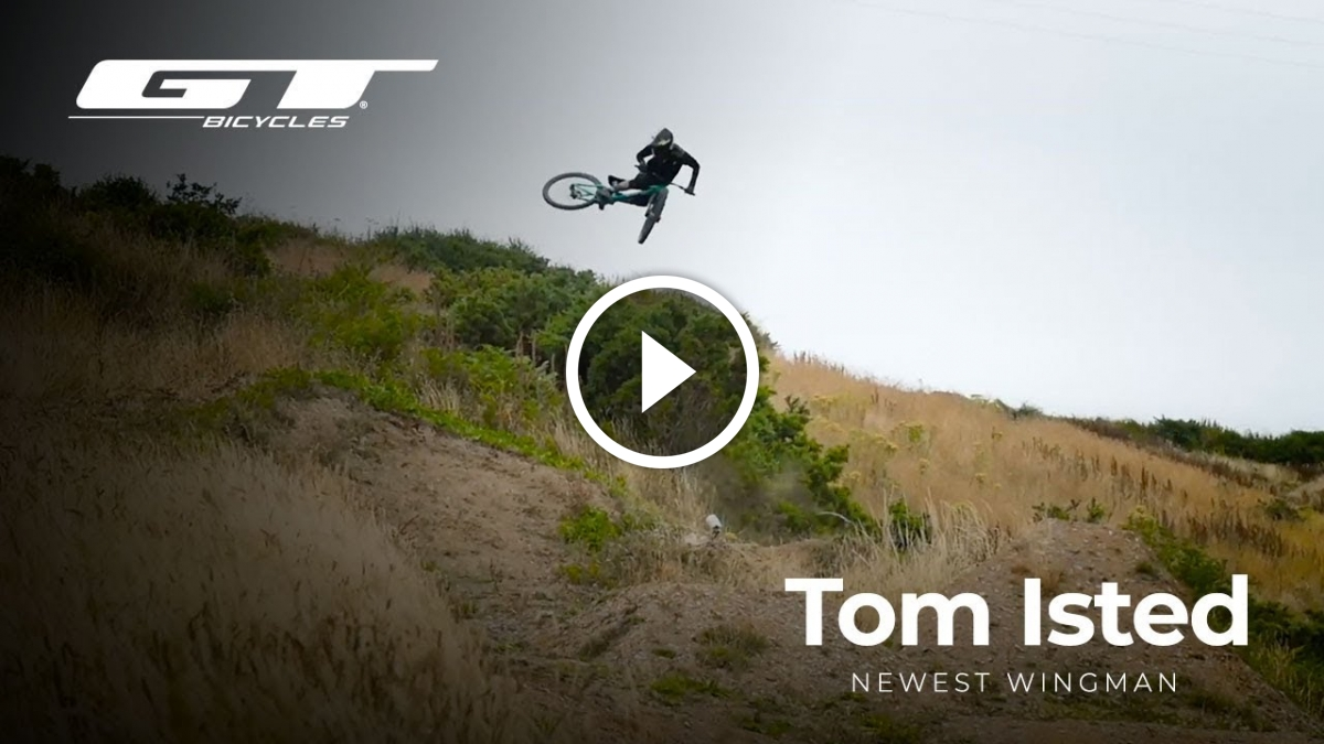 "Watch: Tom Isted ""Sends it Big on a Little Bike"""