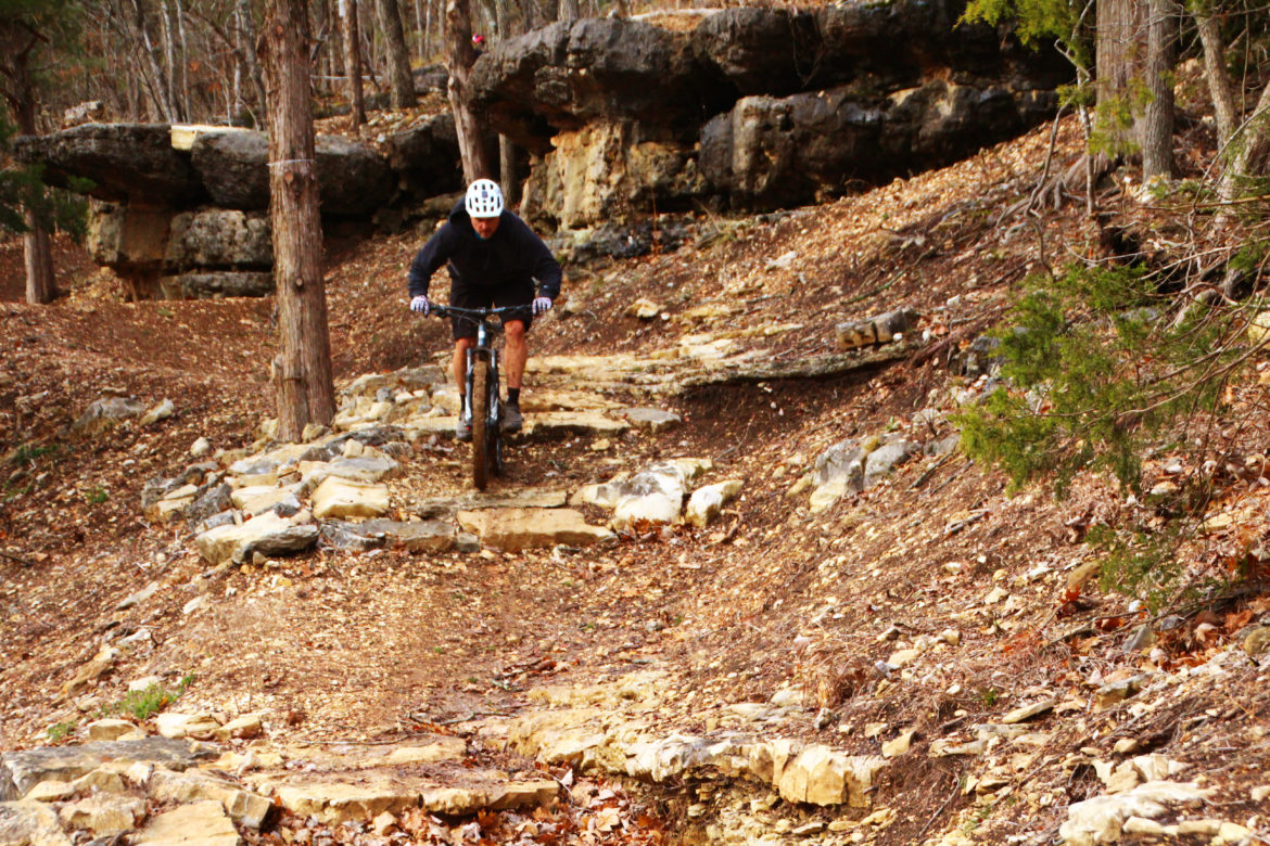 The EWS Continental Series is Bringing Pro-level Enduro Racing to Arkansas