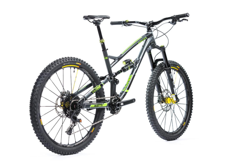 Lone Bicycles' Parabellum Enduro Bike Can Be Run Singlespeed