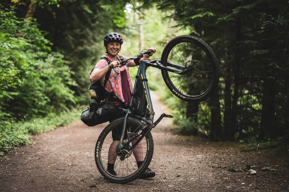 Hannah Bergemann on Having Fun, Riding For Kona, and Her Most Important MTB Race of the Year