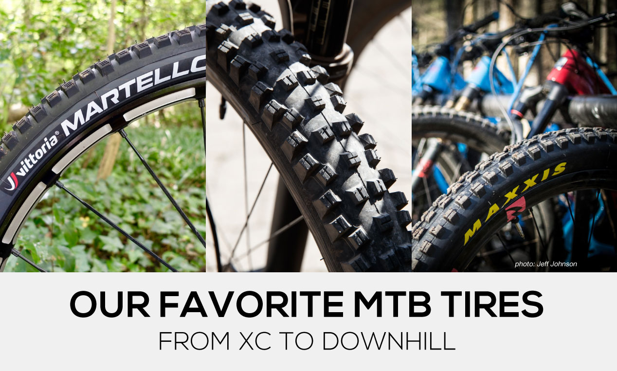 Editor Picks: Our Favorite Mountain Bike Tires for 2019
