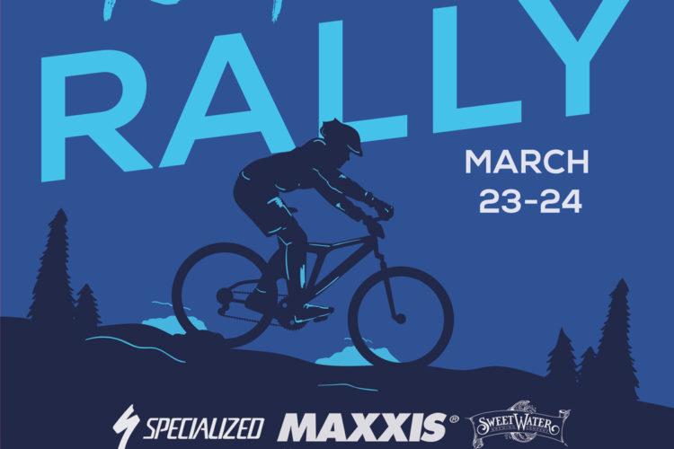 Singletracks Ride n Rally at Mulberry Gap Poster Logos Final