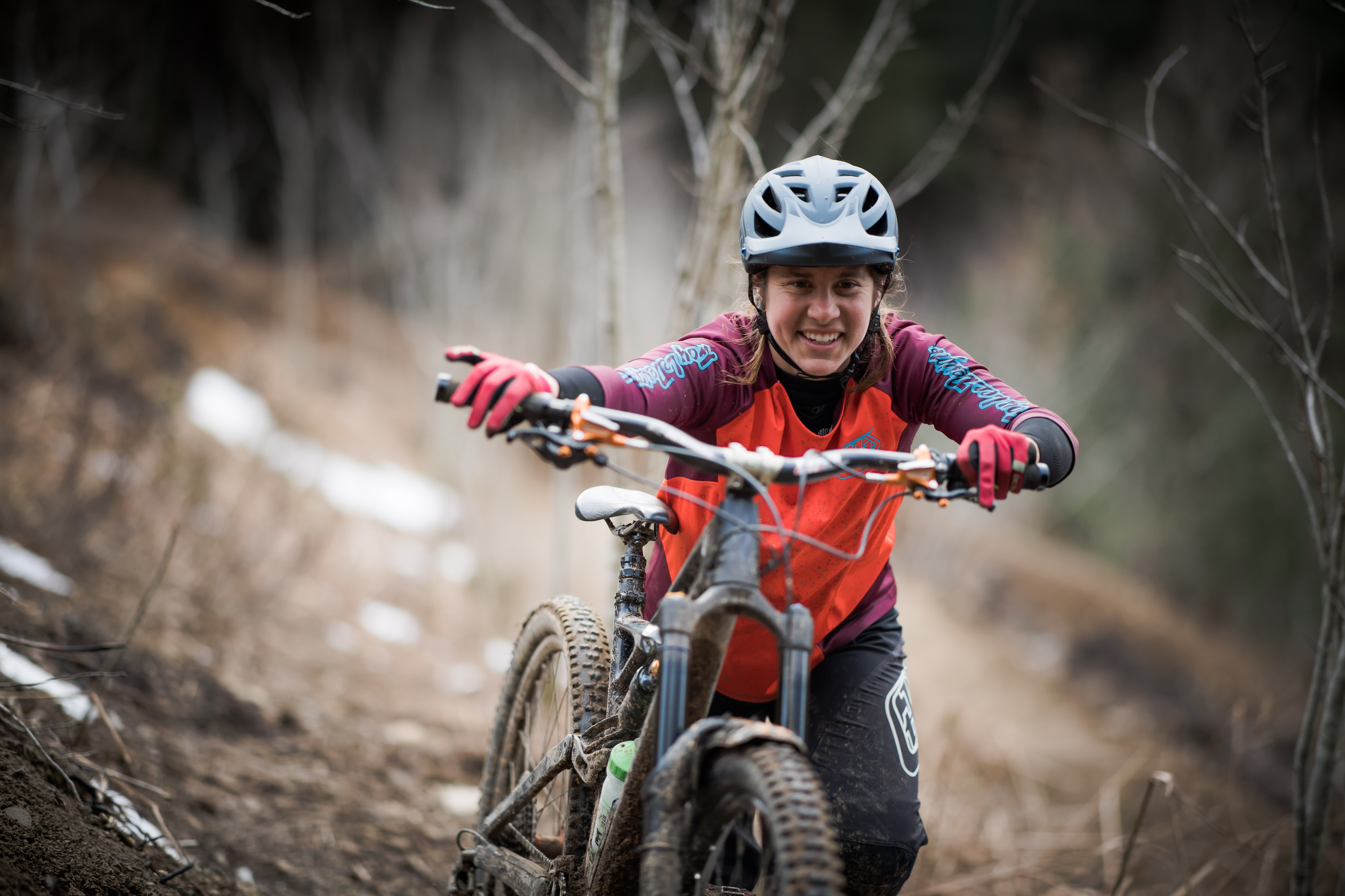 A Story of Adaptability: How Katy Curd Went From 4X World Champ to UK National DH Champion