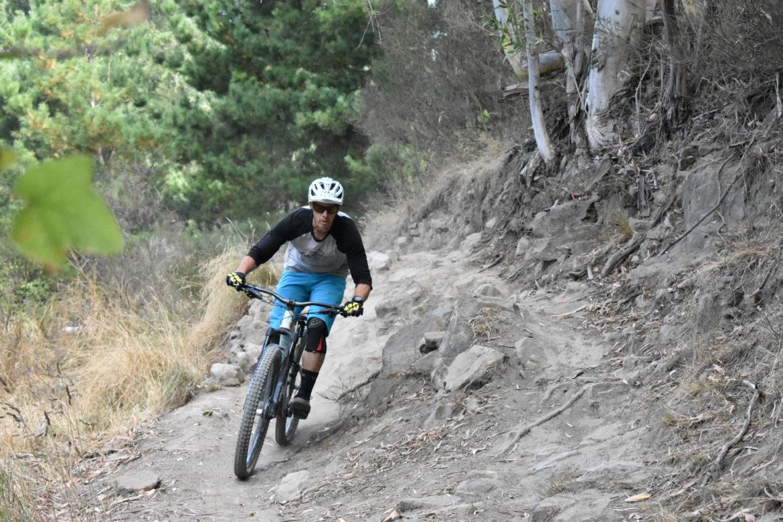 One Week Mountain Biking in Three Countries: Australia, New Zealand, and Canada (BC)