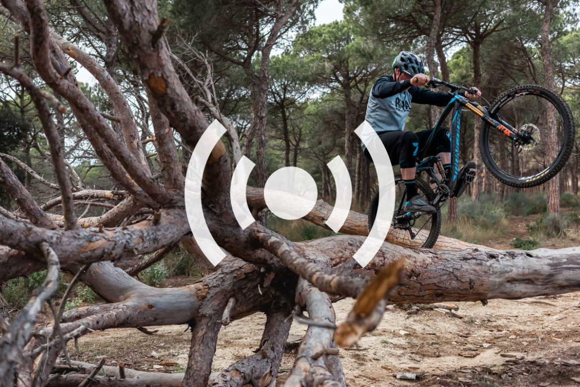 4b63c4219 World famous mountain biker Chris Akrigg shares his winning approach to  challenging conditions