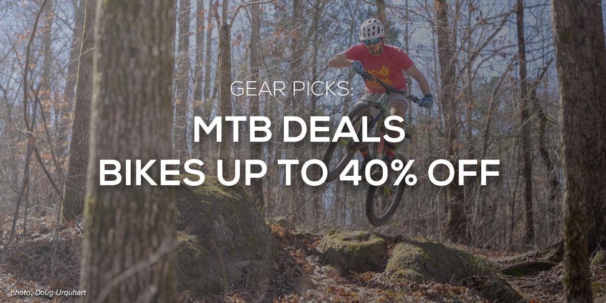 March MTB Deals: $25 Fox Knee Pads, 41% off a Kona Hardtail, and a $152 Race Face Dropper Post - Singletracks Mountain Bike News