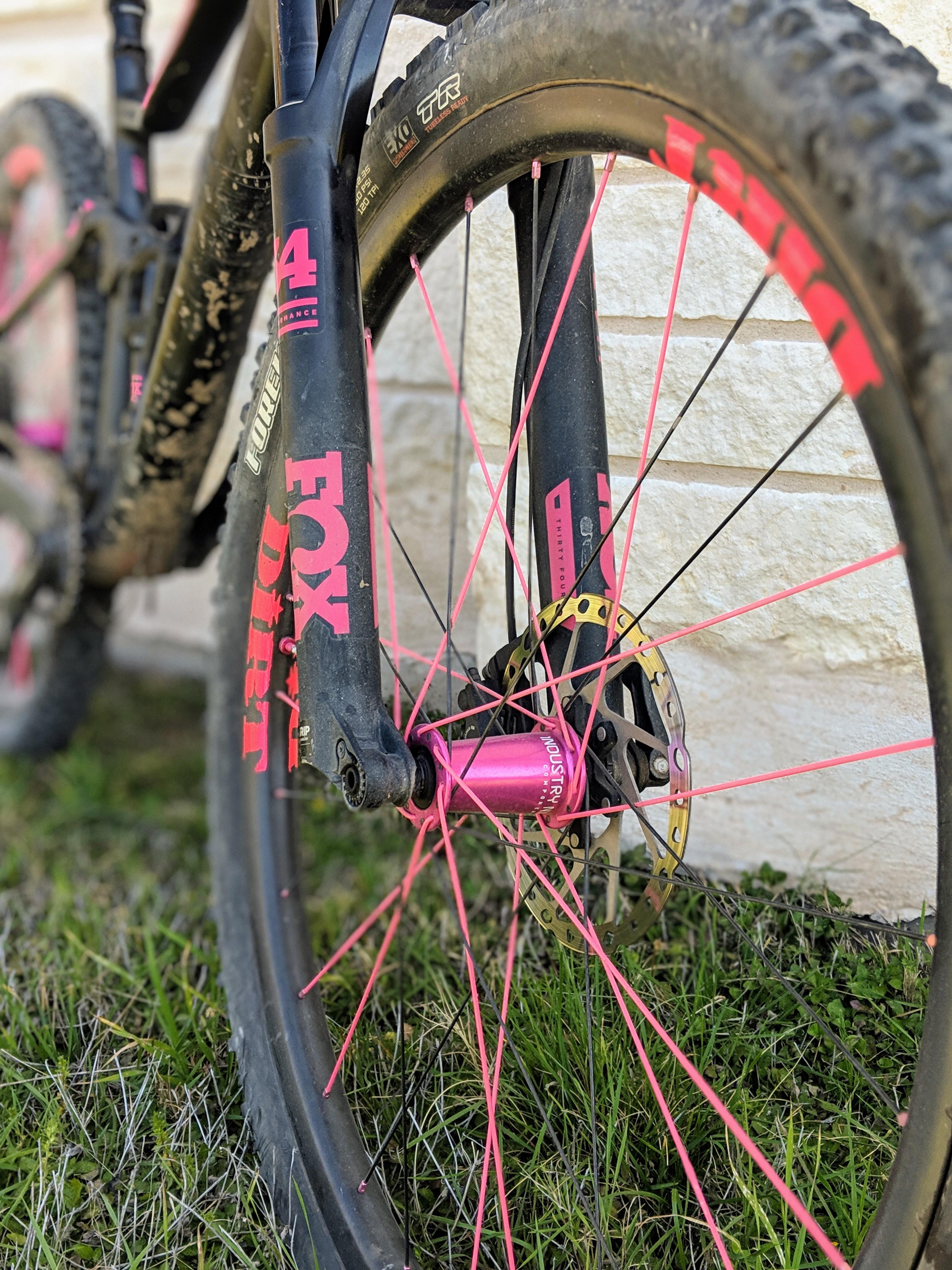 Reader Bike Check: A Pink and Prepared 2018 Scott Contessa - Singletracks Mountain Bike News