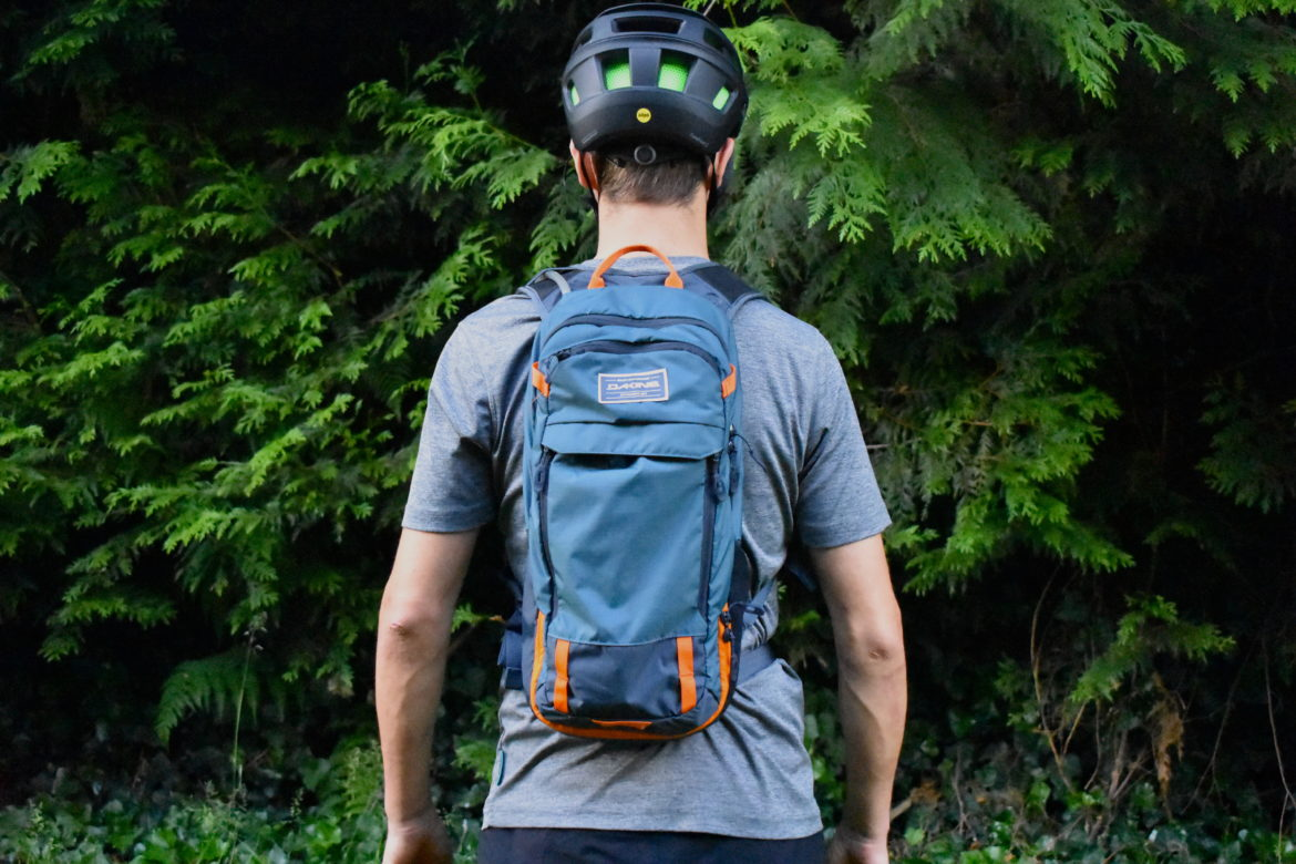 Dakine Syncline 12L is a No Nonsense Hydration Backpack [Review] - Singletracks Mountain Bike News