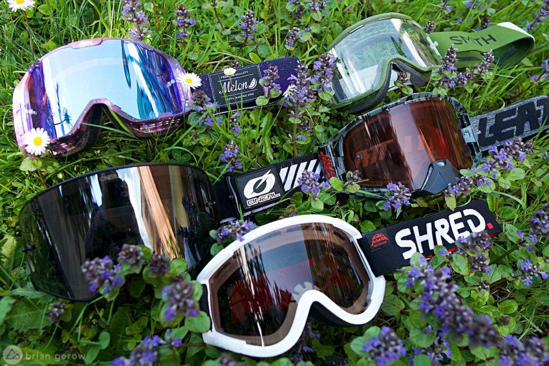 Mountain Bike Goggle Roundup: Debris-Free Vision in Every Color - Singletracks Mountain Bike News