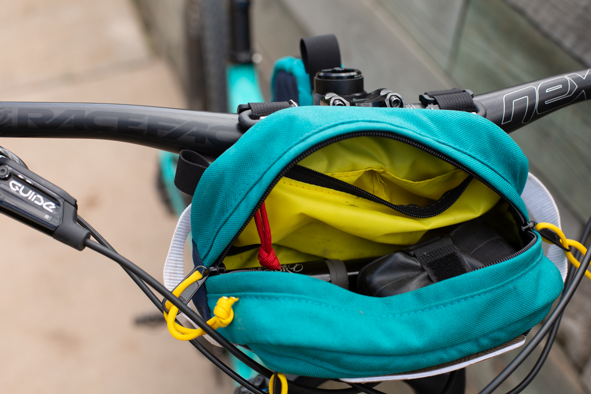 Experimental Review: Getting Weight off My Back with North St. Bags - Singletracks Mountain Bike News
