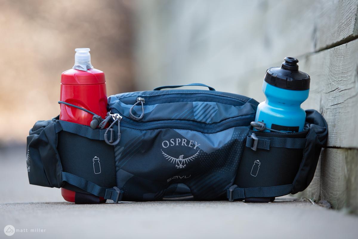 Review: Pack Everything Comfortably with the Osprey Savu Lumbar MTB Pack - Singletracks Mountain Bike News