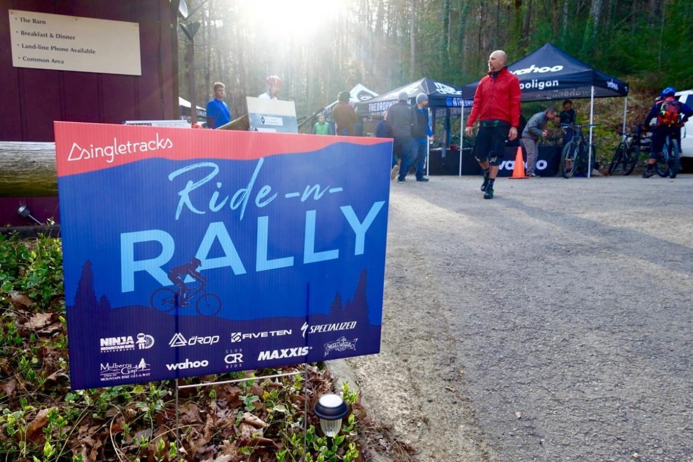 singletracks mtb ride-n-rally mulberry gap 1