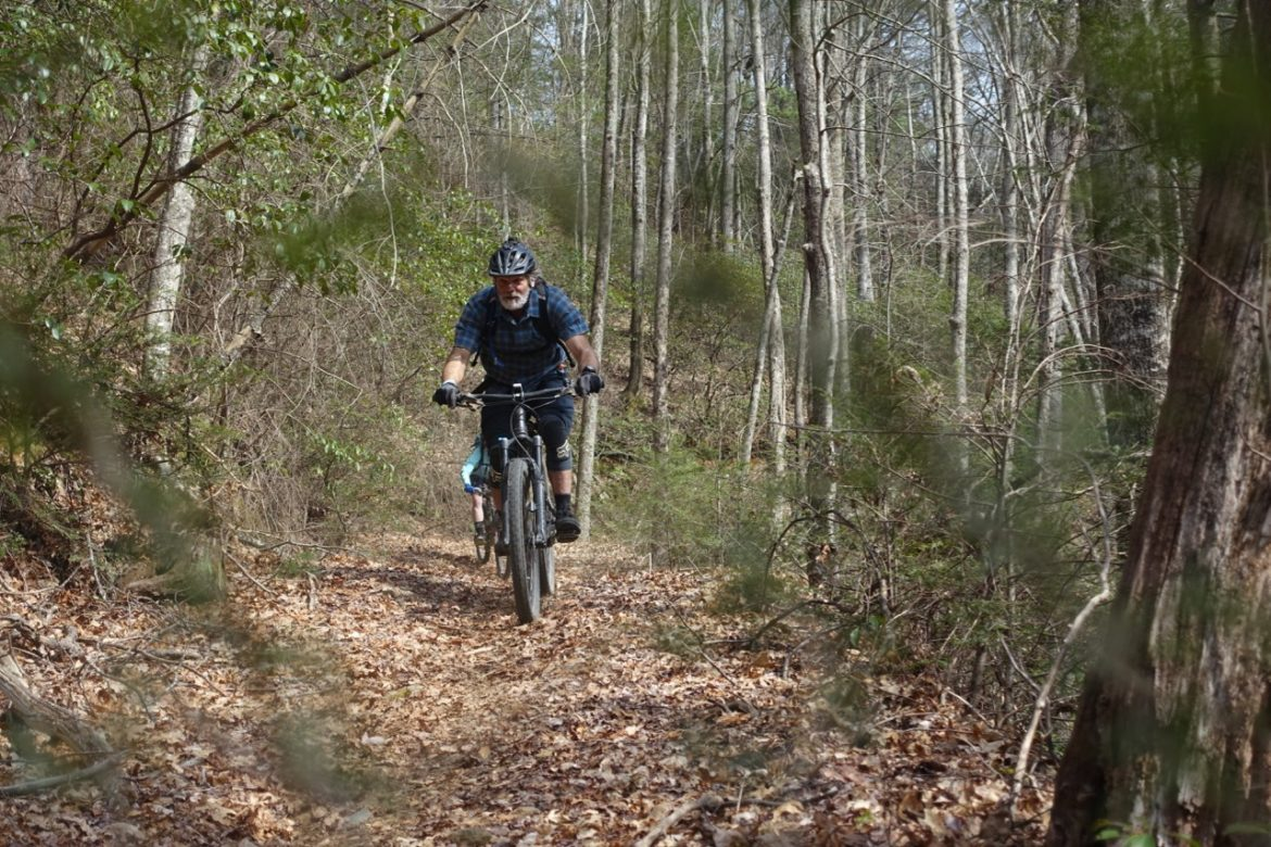 singletracks mtb ride-n-rally mulberry gap 21