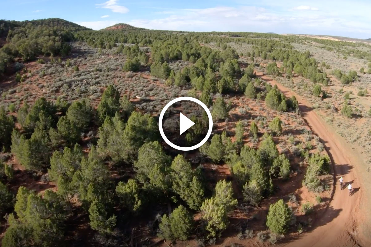 Watch: Rebecca Rusch Explores Bear Ears to Bring Awareness to this Threatened Landscape