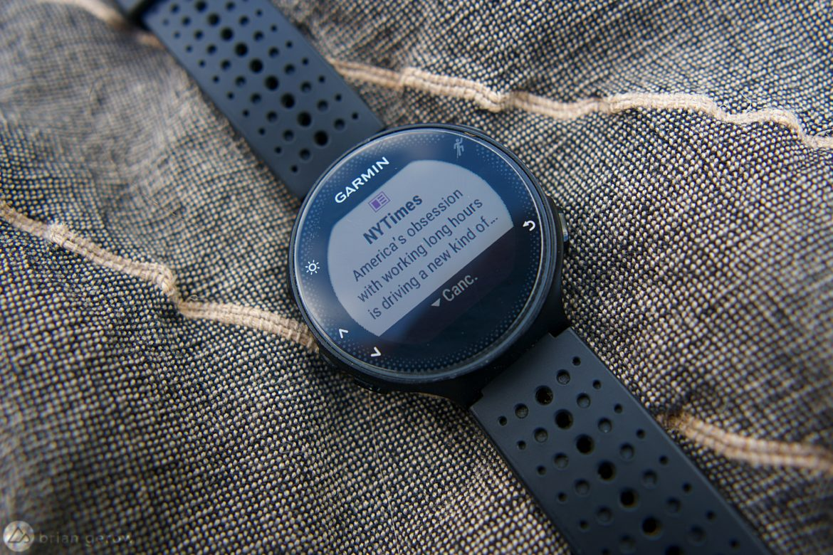 Garmin's Forerunner 235 GPS Watch Offers a Simple and Effective Way to Save Your MTB Rides [Review] - Singletracks Mountain Bike News