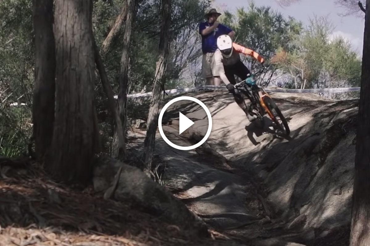 Watch: Ibis Cycles Enduro Race Team Highlights from Tasmania, EWS Round 2