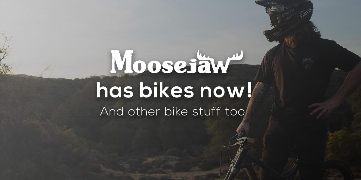 Moosejaw has Mountain Bikes Now (Sponsored)