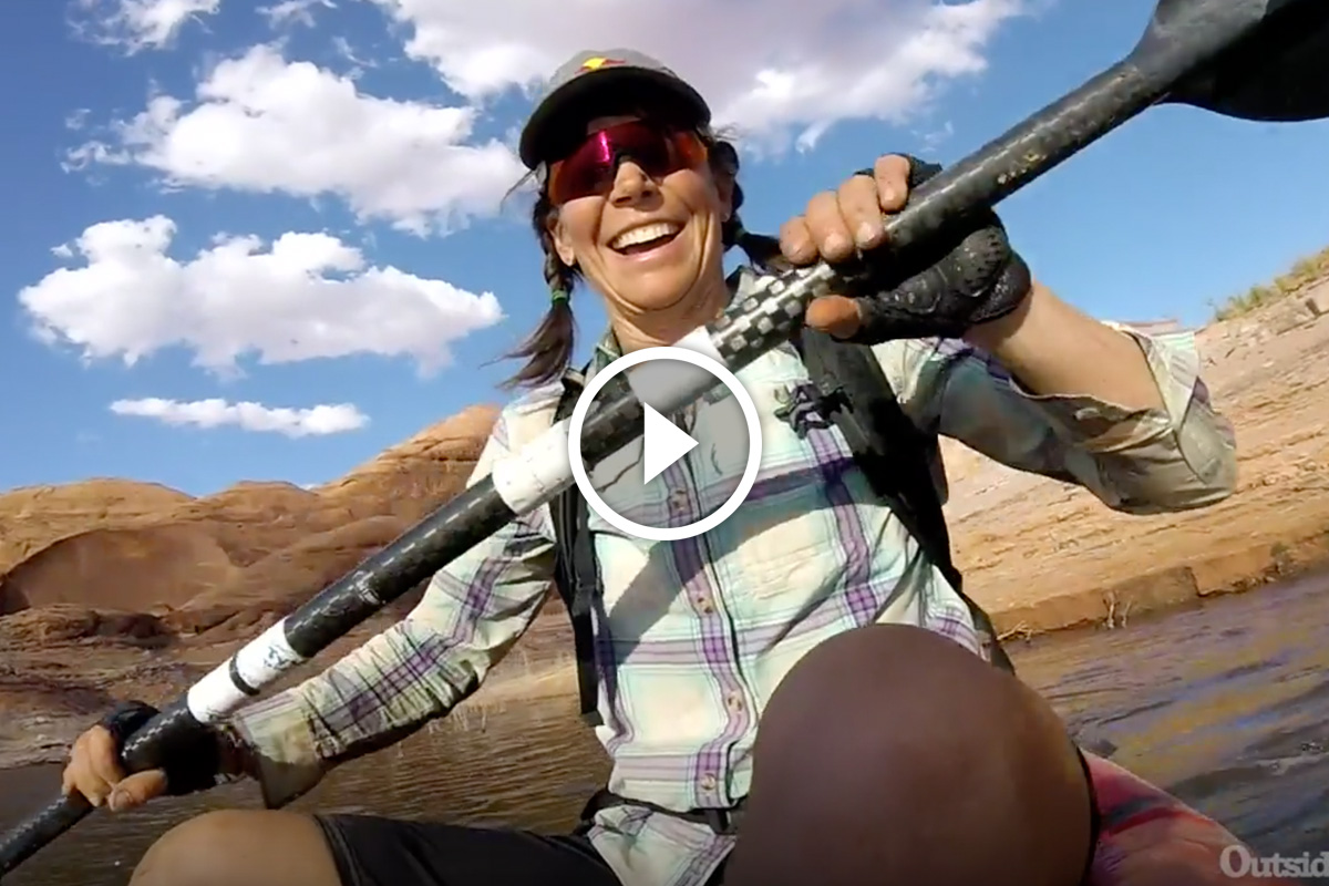 Rebecca Rusch Bears Ears Utah Mountain Biking Video