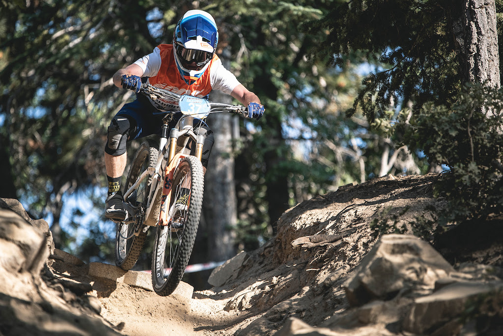 The Final Round in the 2019 North American Enduro Series Will be in California This September - Singletracks Mountain Bike News