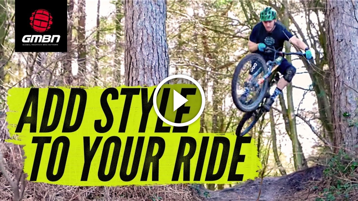Watch: How To Be Stylish On Your Mountain Bike | MTB Skills