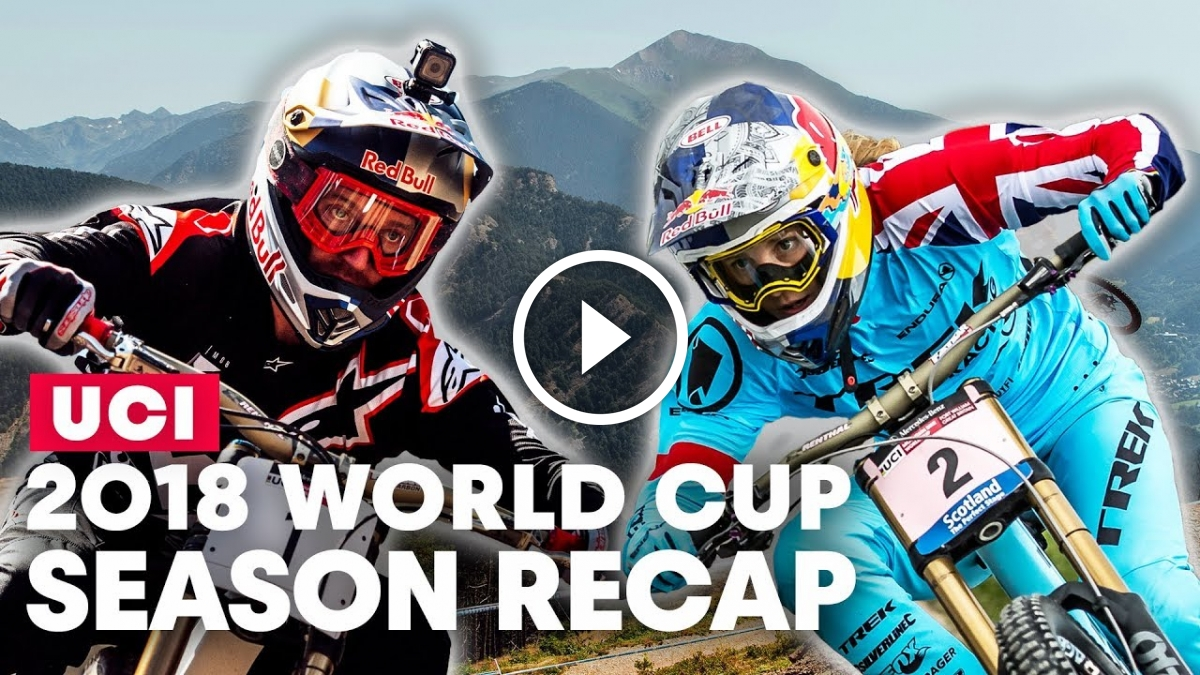 Watch: Who Will Be The Fastest DH Rider This Year?