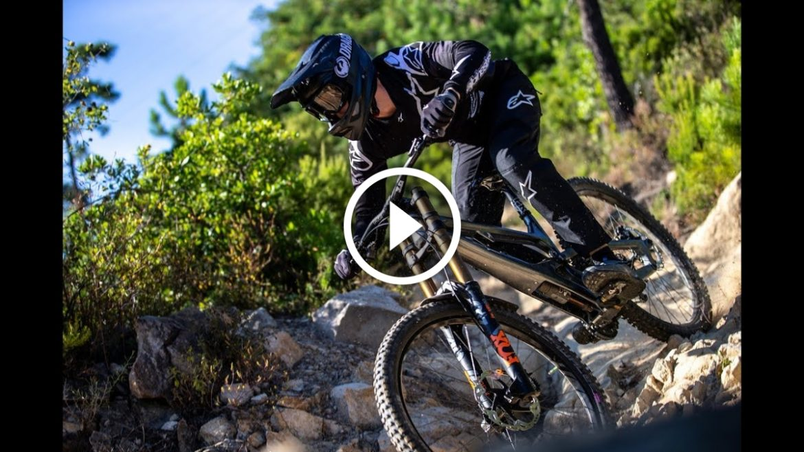 My Bike Recognizes Kindred Spirit >> Watch Cannondale Factory Racing Downhill Tests Separated