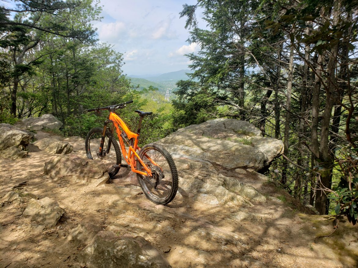 87d566e25b7d5 Colorado resident John Fisch rides some of the best mountain bike trails in  the southeast during one epic road trip.