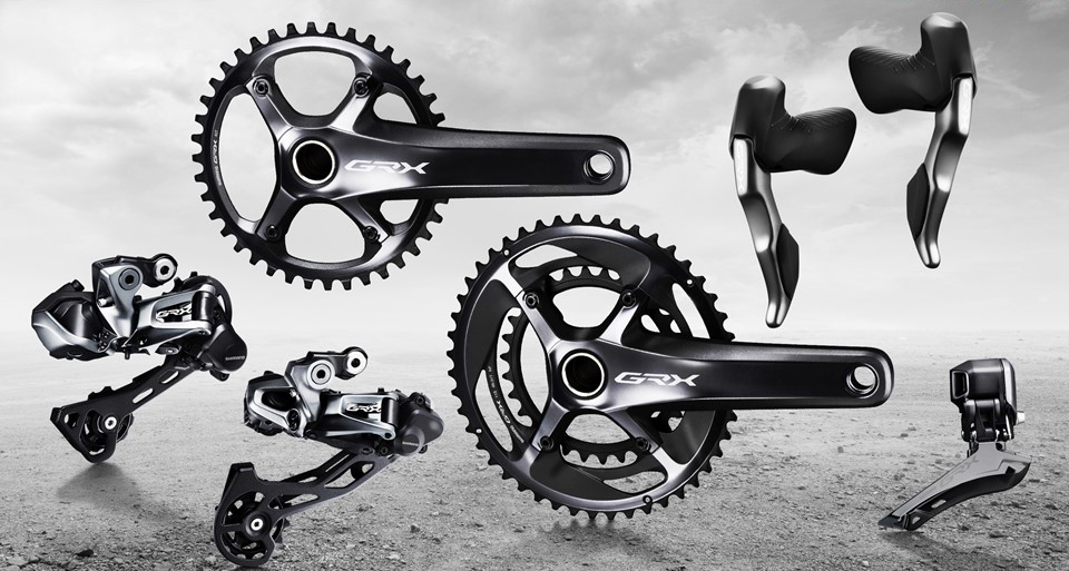 """Shimano's new GRX is the """"World's First"""" Gravel-Specific Groupset - Singletracks Mountain Bike News"""