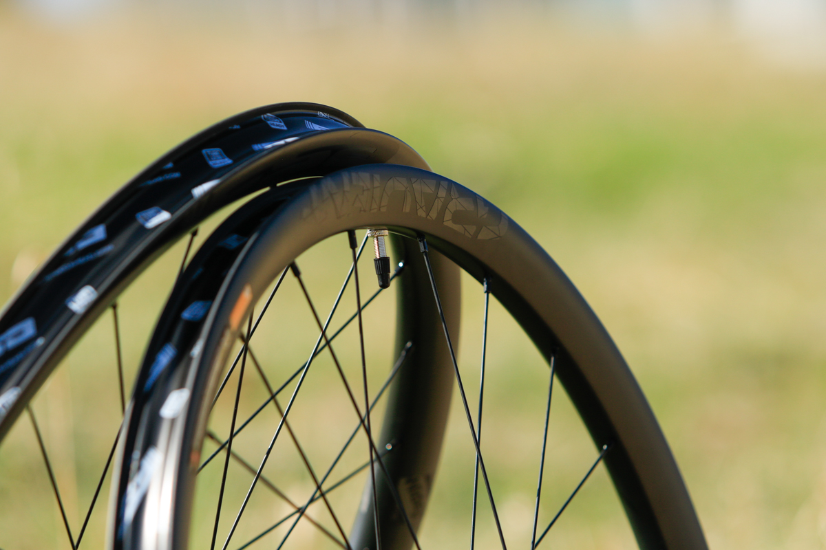 Review: FSA Packs Quality and a Good Price in the Gradient Carbon Mountain Bike Wheelset - Singletracks Mountain Bike News
