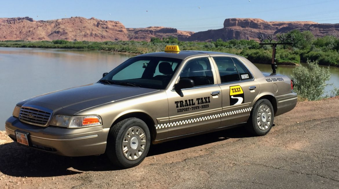 From the Airport to the Trailhead, Moab Trail Taxi Does it All - Singletracks Mountain Bike News