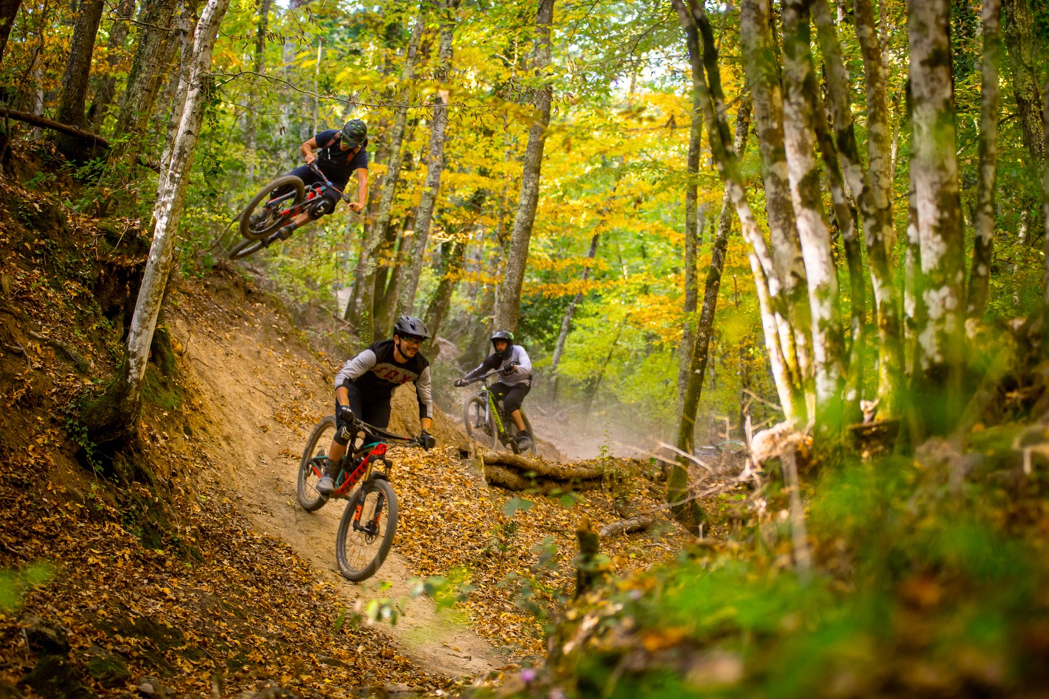 Trail Brothers Tuscany: Building Trails, Guiding Riders on Epic Singletrack Trails in Italy - Singletracks Mountain Bike News