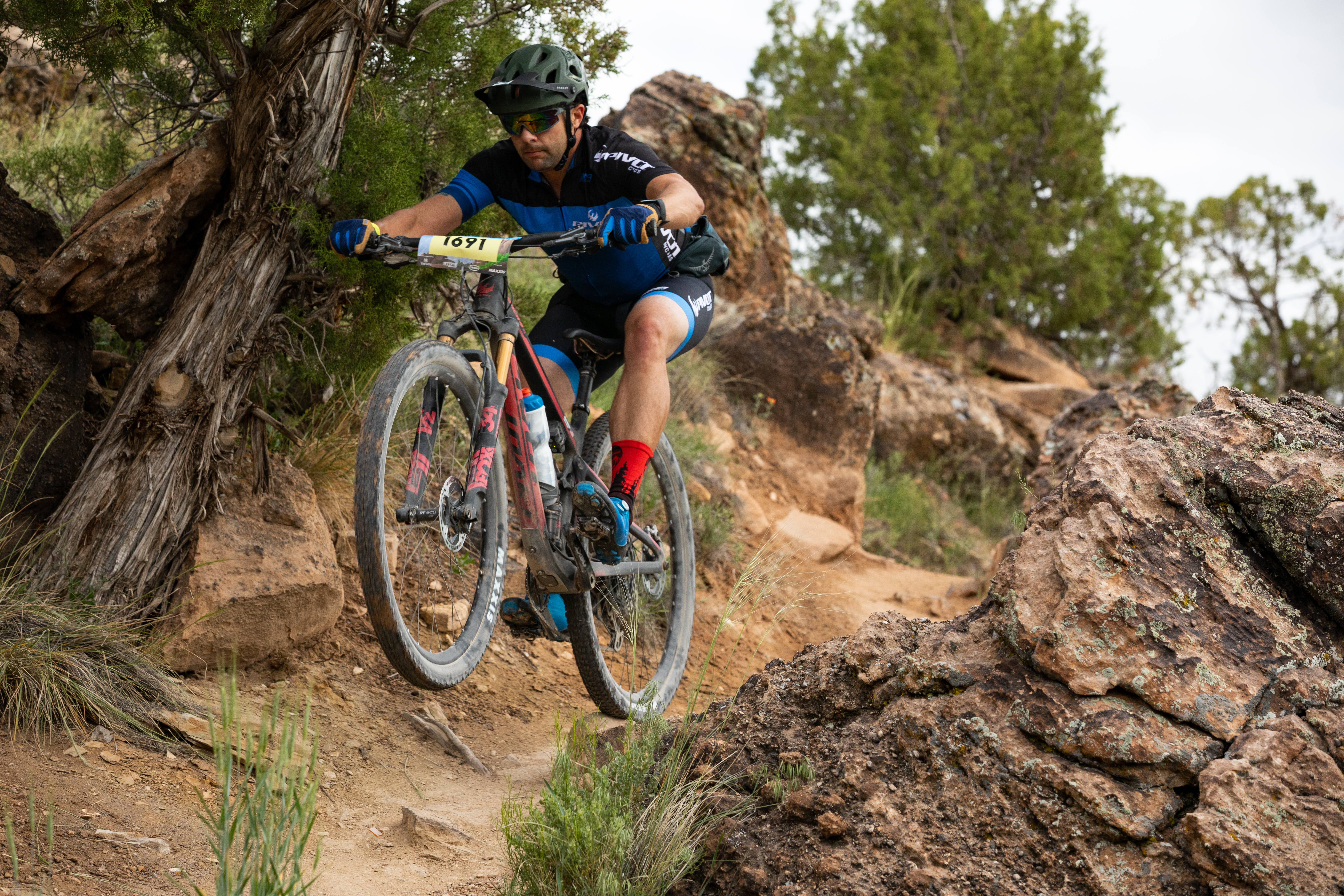 First Ride: All-New Pivot Mach 4 SL Replaces Two Bikes