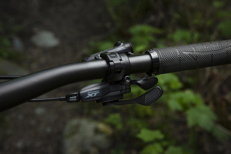 Shimano's Brand New 12-speed Deore XT Mountain Bike