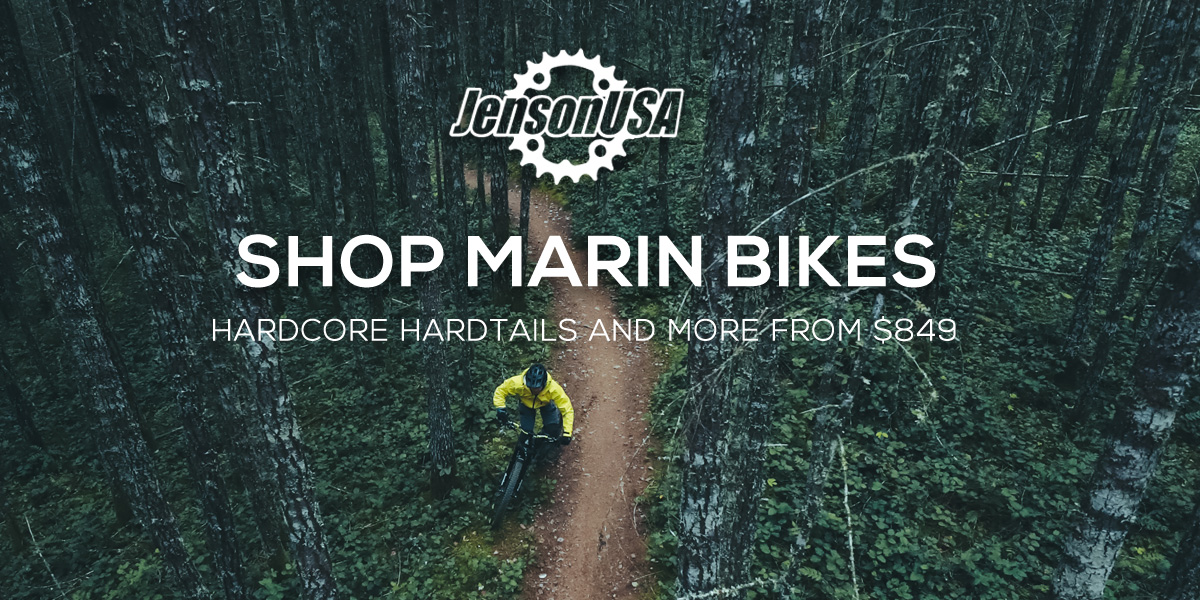 Affordable Hardcore Hardtails and More from Marin - starting at $849 - Singletracks Mountain Bike News