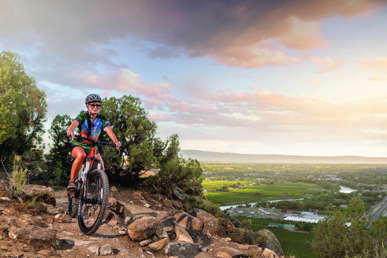 Palisade, Colorado: Where Your Singletrack Adventure Begins! - Singletracks Mountain Bike News