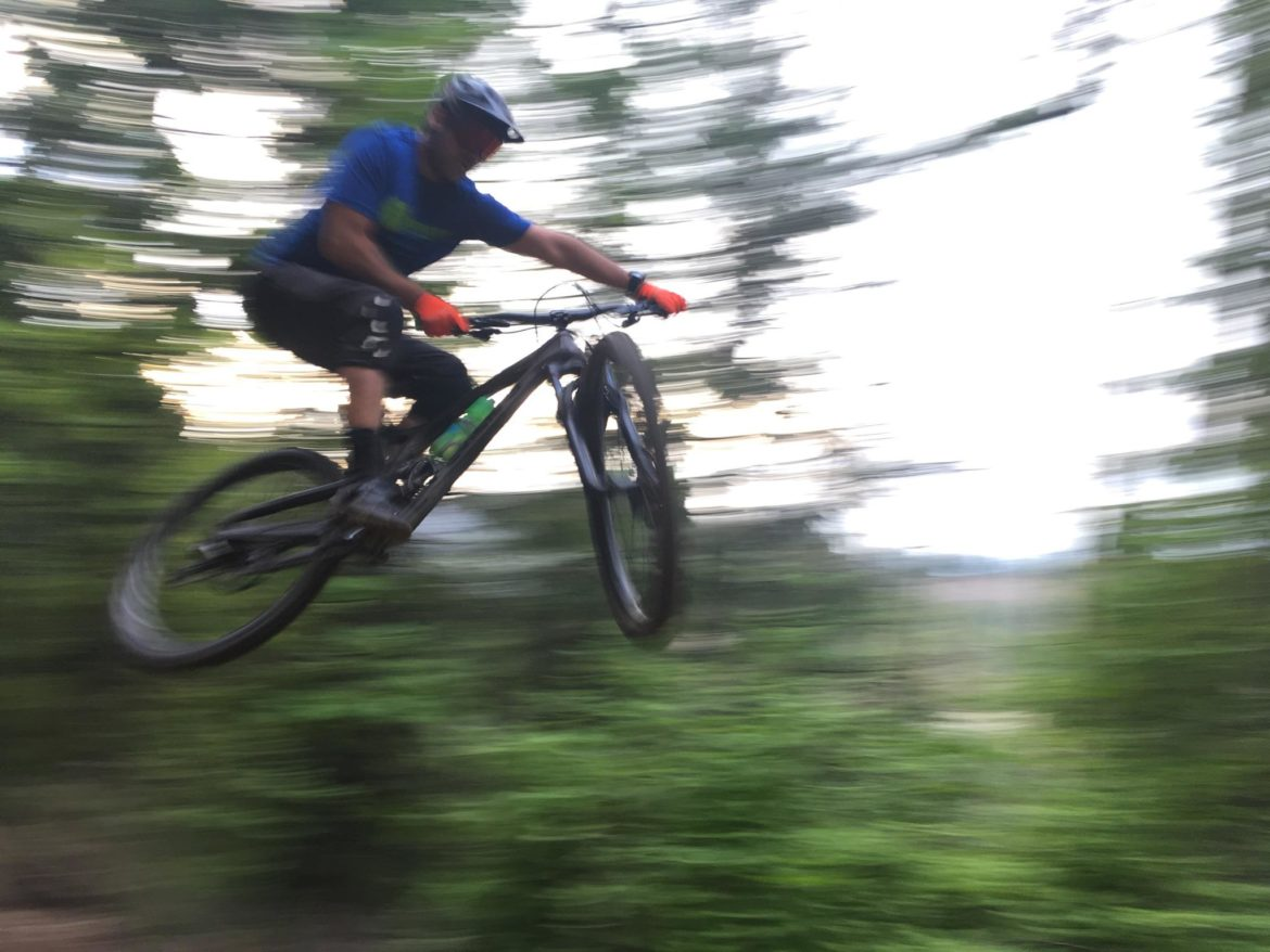 The Illegal Washington Trail That Inspired a Movie Re-opens, This Time Sanctioned by Forest Service - Singletracks Mountain Bike News