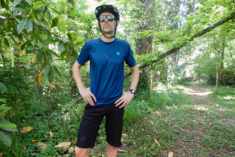 Pactimo Mountain Bike Shorts are Baggies that Aren't too Baggy [Review] - Singletracks Mountain Bike News