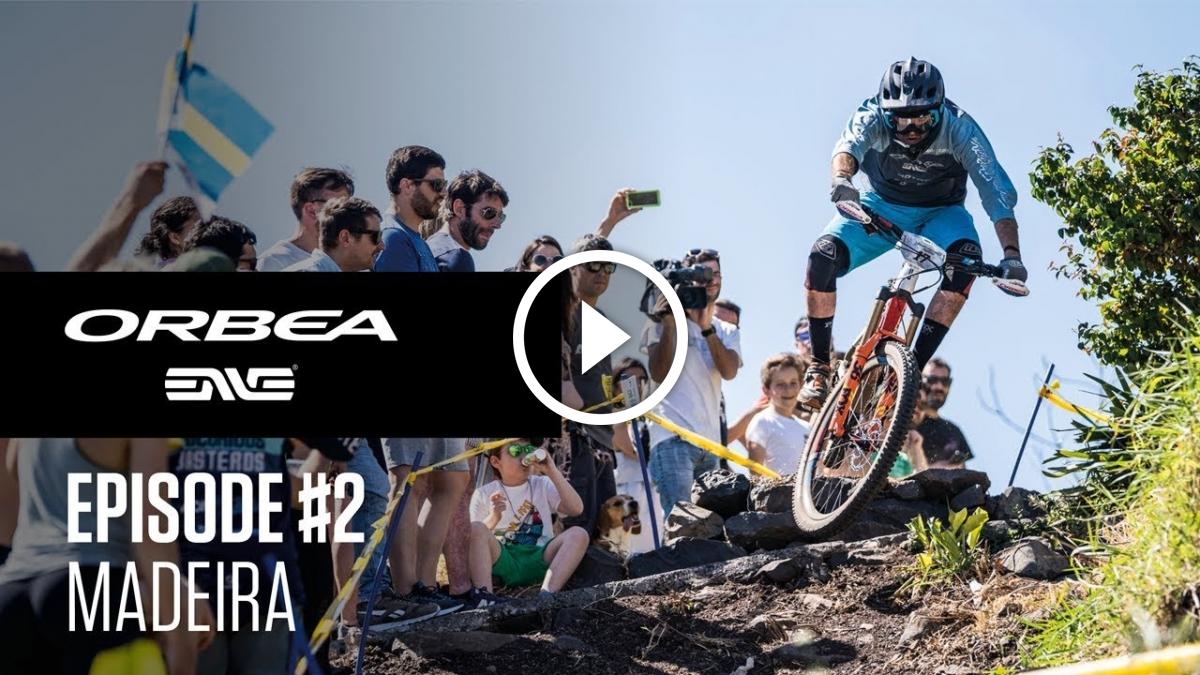 Watch: EWS Round 3 Madeira, an Inside Look with the Orbea Enduro Team - Singletracks Mountain Bike News