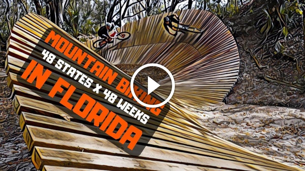 Watch: 48 State MTB Road Trip - Georgia, the Carolinas, and Florida - Singletracks Mountain Bike News