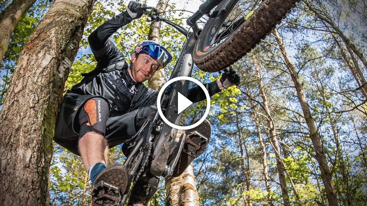 Watch: Protection Project Tape 01 – featuring Danny MacAskill - Singletracks Mountain Bike News
