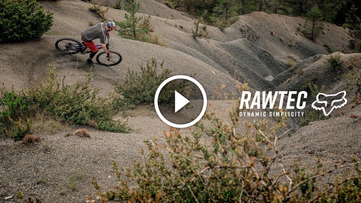 Watch: How Fox Designs Rawtec MTB Clothing - Singletracks Mountain Bike News