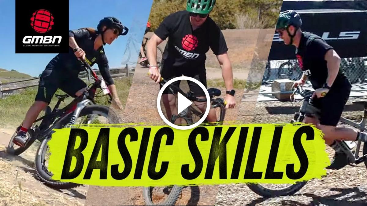 Watch: 5 Basic Mountain Bike Skills with Leigh Donovan - Singletracks Mountain Bike News