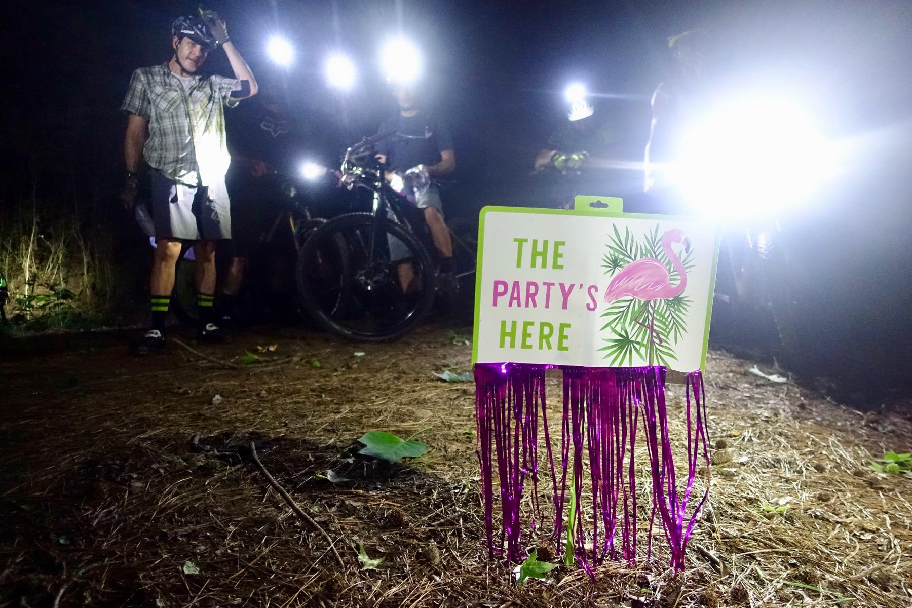 Summer Solstice Ride: Mountain Biking All Night - Singletracks Mountain Bike News