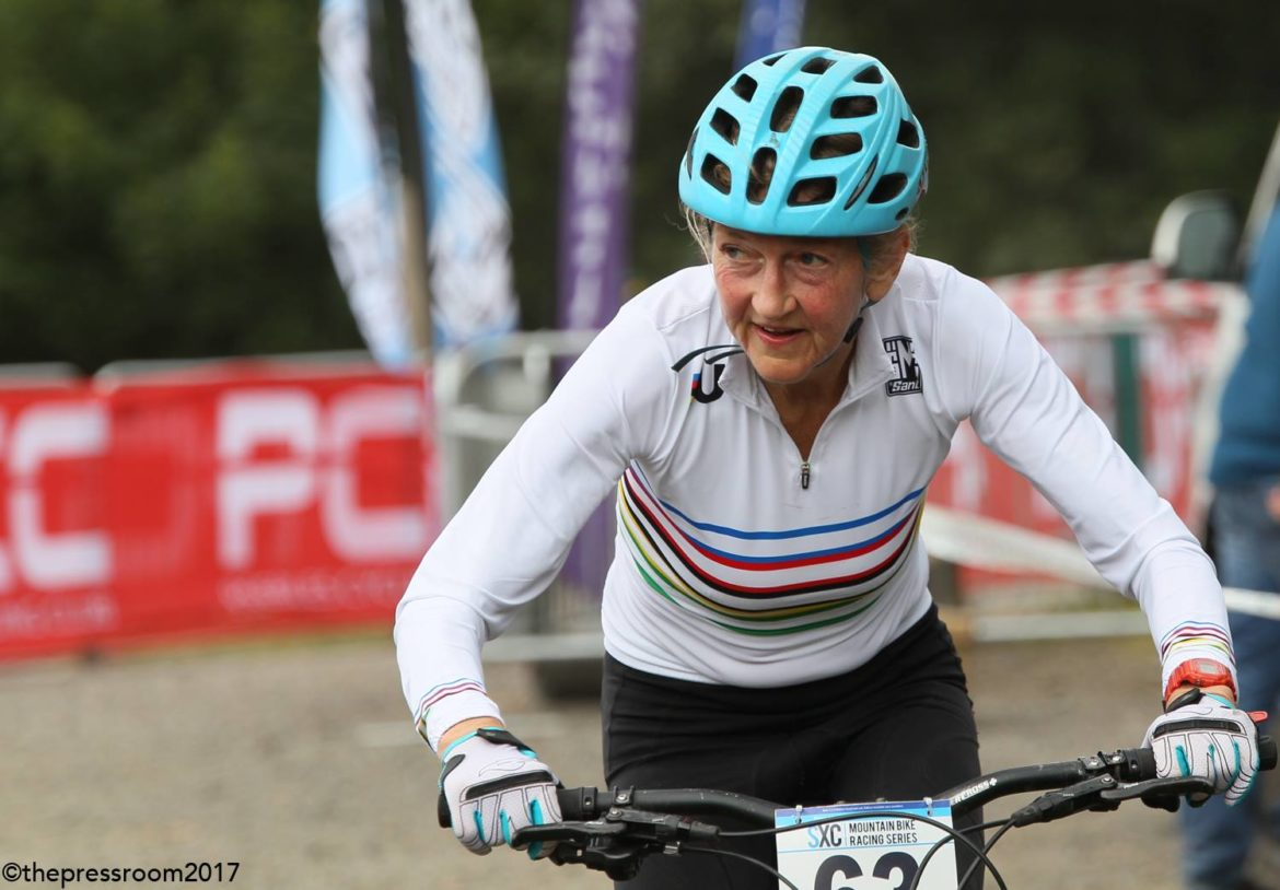 Gill Barnes Won the Master's 60+ XC World Championships in 2017, and Her Stoke Isn't Letting Up Any Time Soon - Singletracks Mountain Bike News
