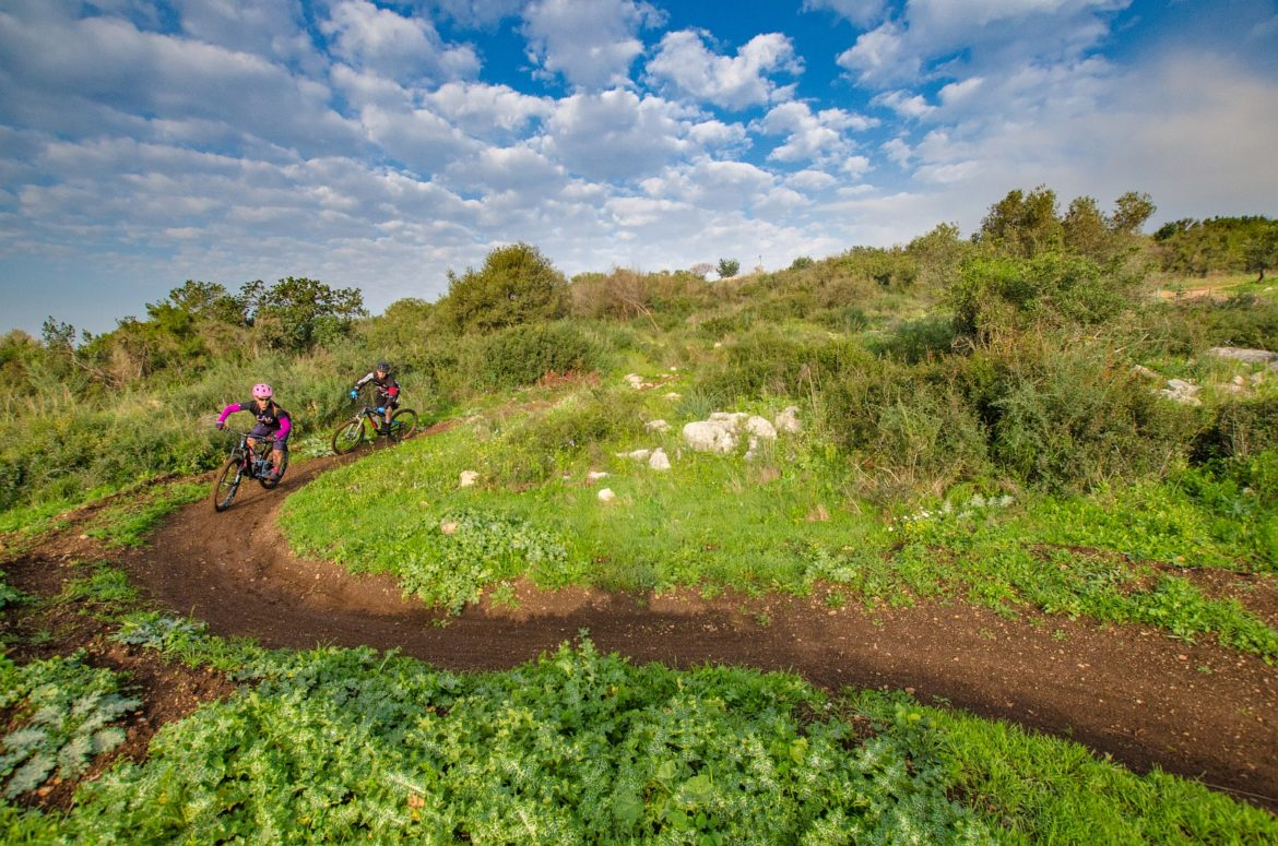 Israel's Mountain Bike Master Plan Includes Accessibility Options for Everyone - Singletracks Mountain Bike News