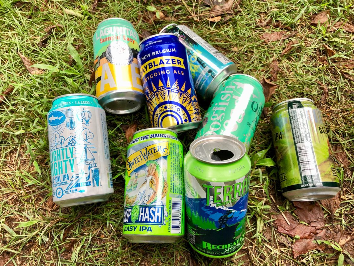 7 Summer Session Beers Taste Tested by Mountain Bikers