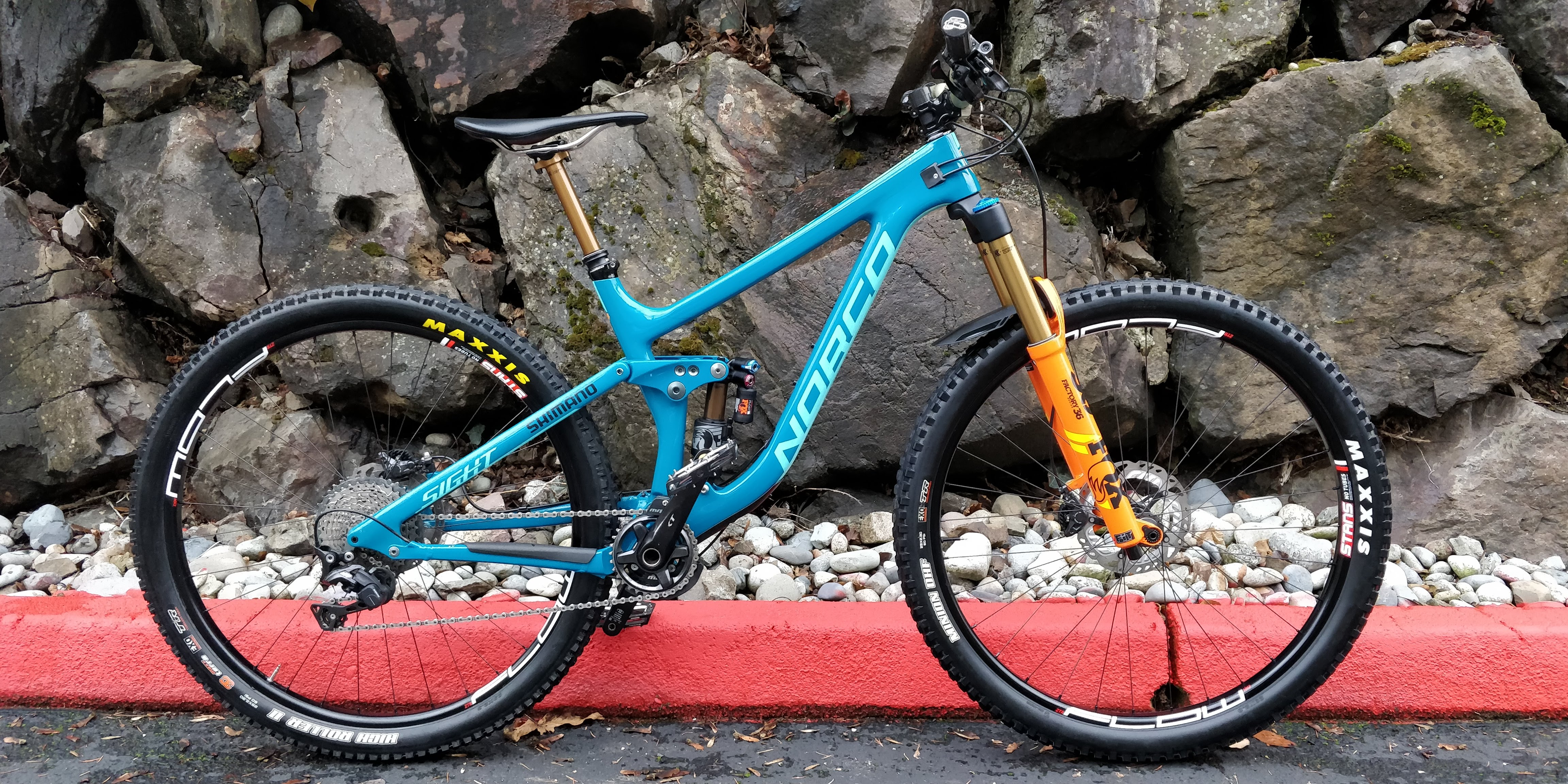 Norco Mountain Bikes >> Reader Bike Check The Norco Sight Sold By Two Top Pros To A