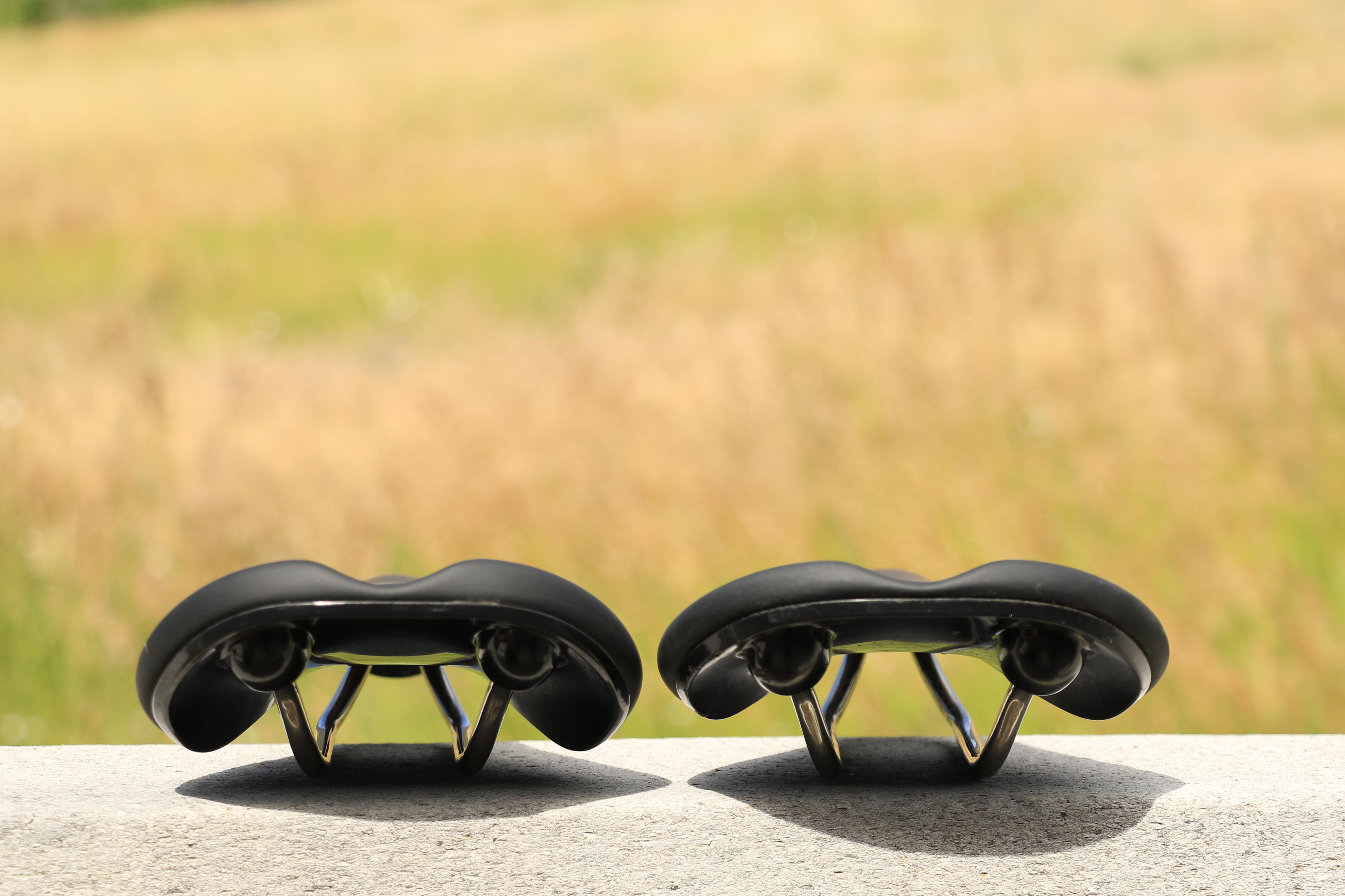 Comfortable Contact: A Mountain Bike Saddle Roundup - Singletracks Mountain Bike News