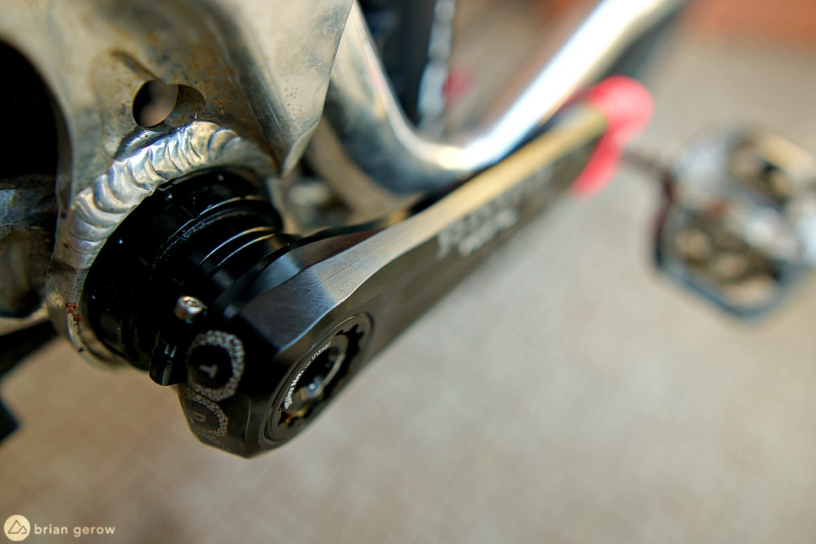 Rotor Kapic XC Cranks are Trail Tough, With 30mm BB Option to Fit All Frames - Singletracks Mountain Bike News