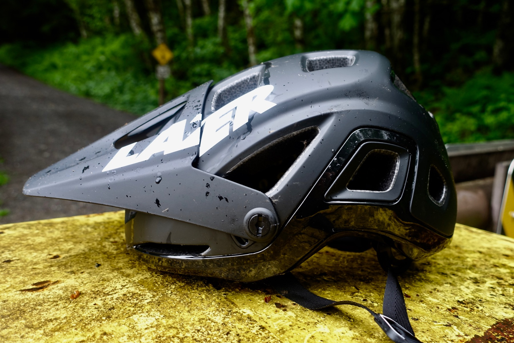 Lazer Impala Mountain Bike Helmet [Review] - Singletracks Mountain Bike News